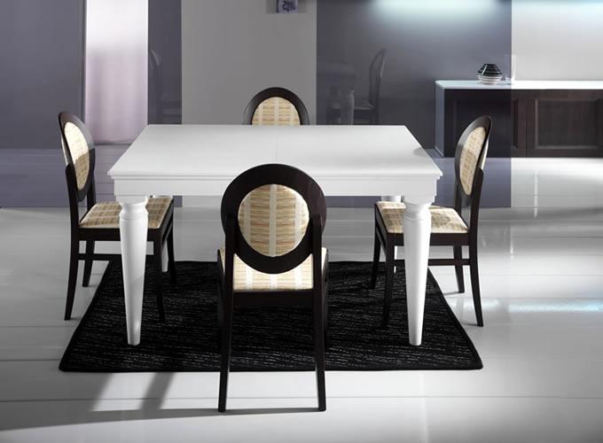 Tavoli ovali moderni stunning tavolo da pranzo ovali moderni vovellcom mobili stile fiorentino - Tavoli moderni sala da pranzo ...